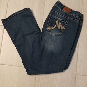 Maurices Womens Jeans Size 20 Original